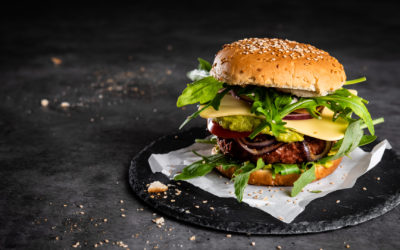 Beyond Meat Burger deluxe