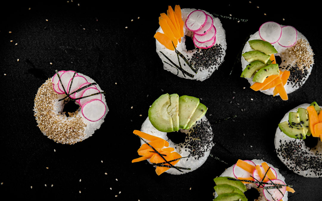 Sushi-Donuts