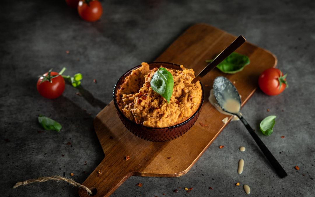 Tomaten-Hummus