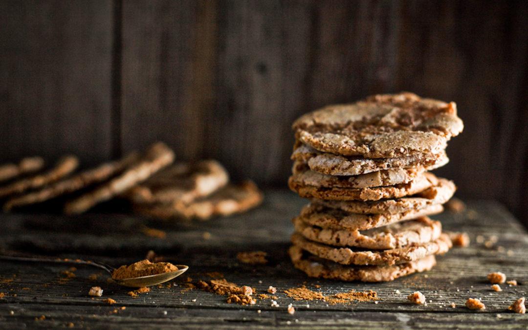 Mandel-Zimt-Cookies