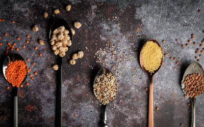 Eisenmangel bei veganer Ernährung?