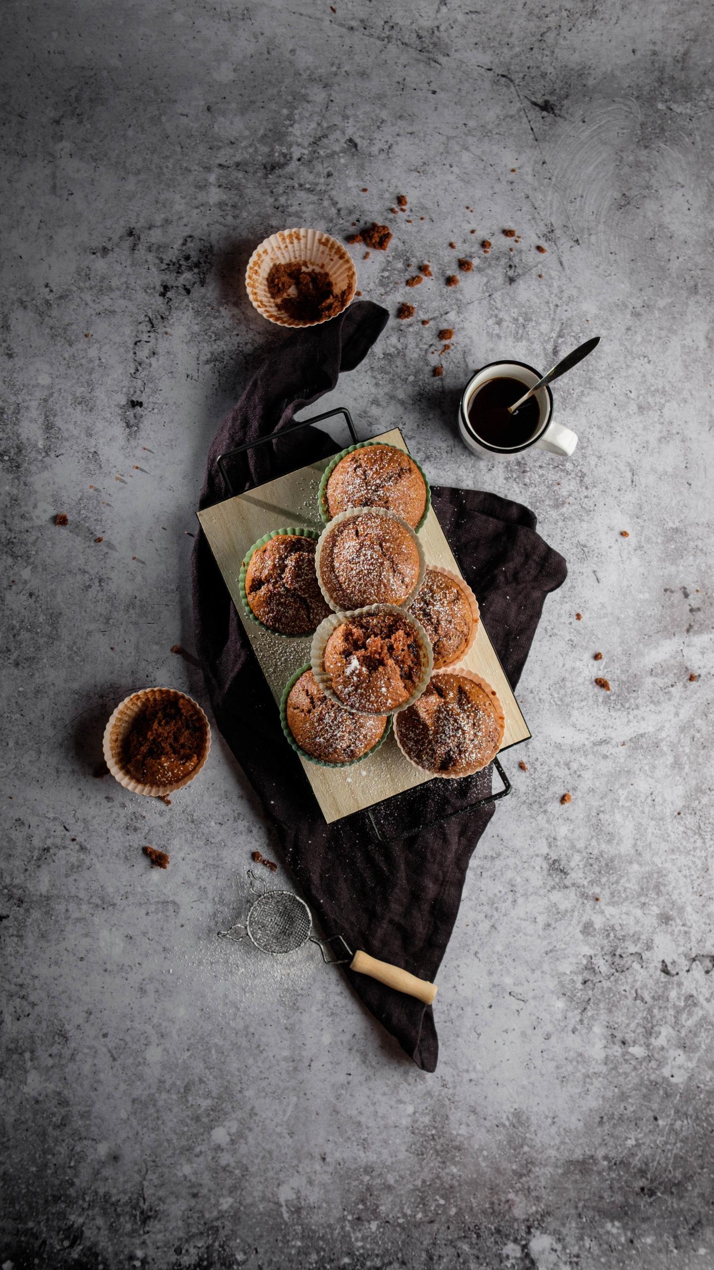 Schoko-Muffins, Schokomuffins, Muffins, vegane Muffins, vegane Schokomuffins, vegan, Rezept